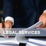 Our recent Legal services