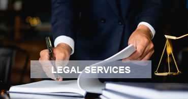 Our recent Legal services